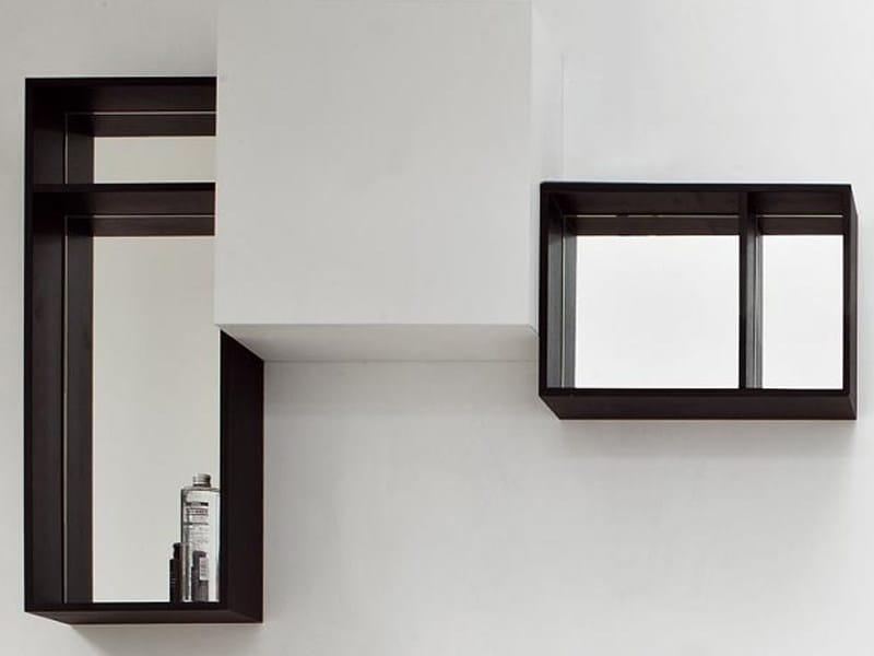 Móvel de parede MORPHING | Móvel de parede by Kos by Zucchetti