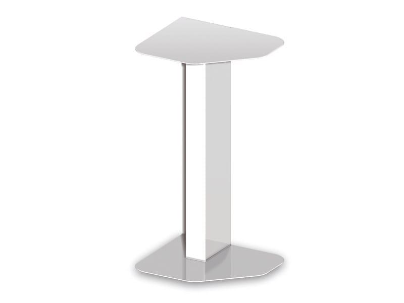 Metal coffee table FARAWAY | Metal coffee table by Kos by Zucchetti