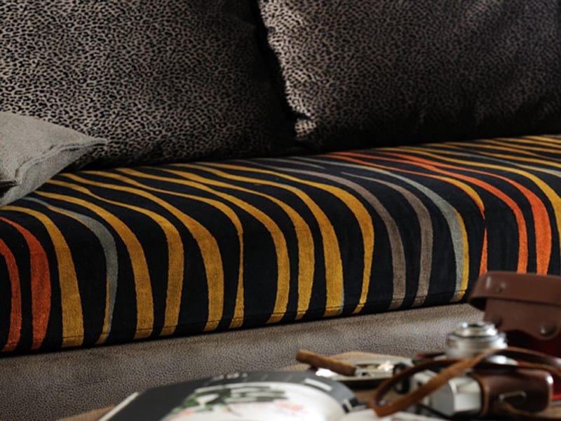 Polyester fabric JUNGLE by Élitis
