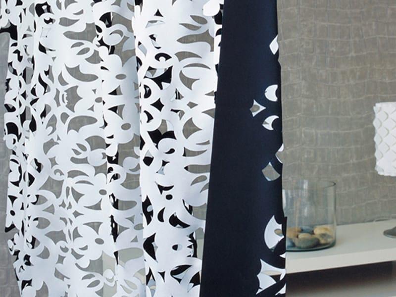 Fire retardant polyester fabric for curtains BON GENIE by Élitis