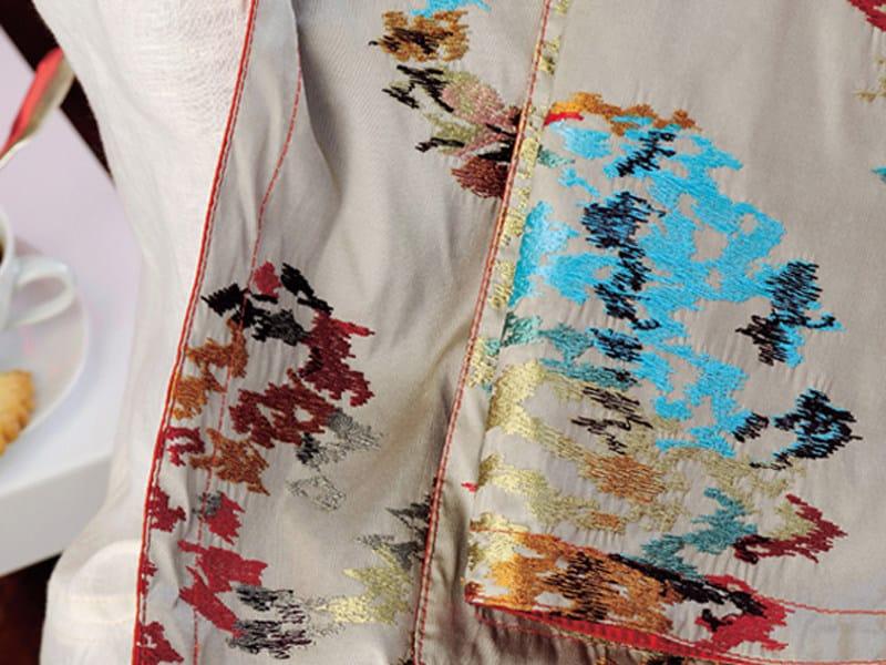 Silk fabric SAGA by Élitis