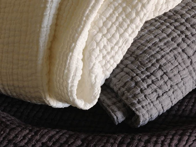 Linen upholstery fabric ORIGINES by Élitis