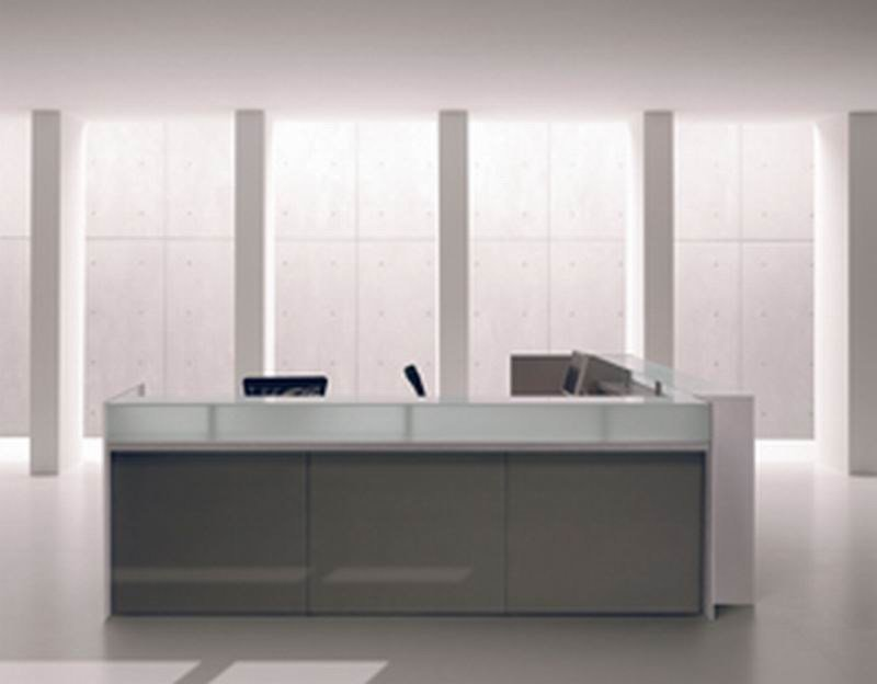Office reception desk RECEPTION | Office reception desk by MASCAGNI