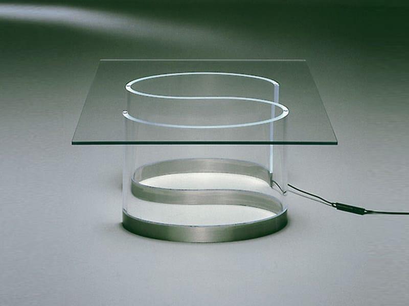 Luminoso Vetro Draenert EssTisch In Tavolino nO0k8wP