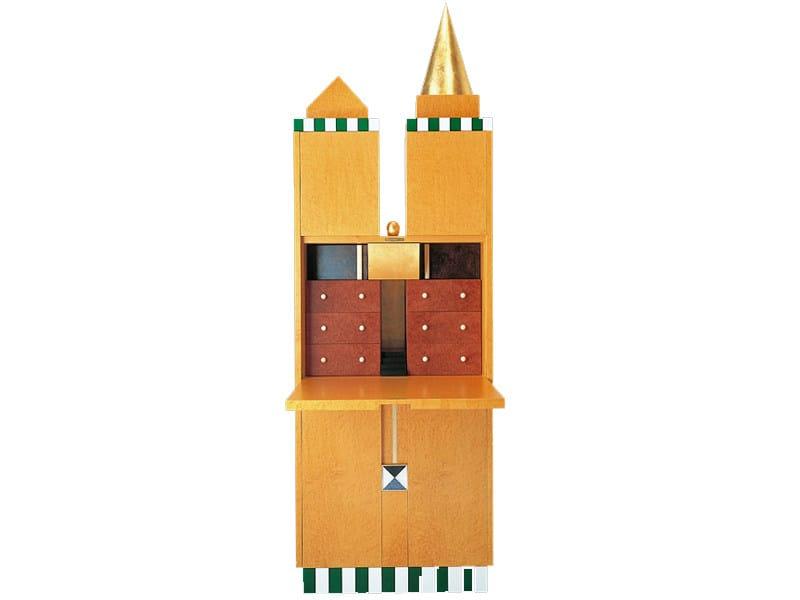 Wooden secretary desk F1 by Draenert
