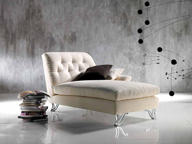 Fabric day bed CHERUBINO | Day bed by Carpanelli Contemporary
