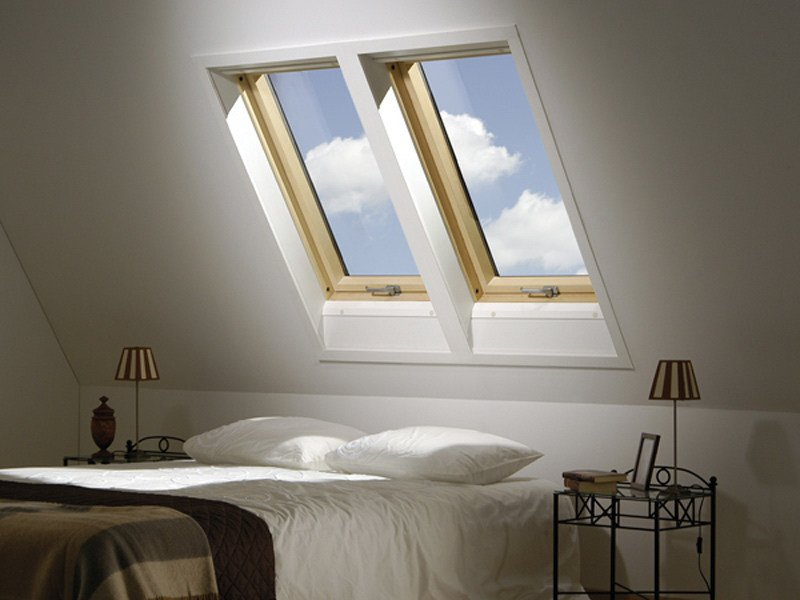 Roof window FTS-V Z1 by FAKRO