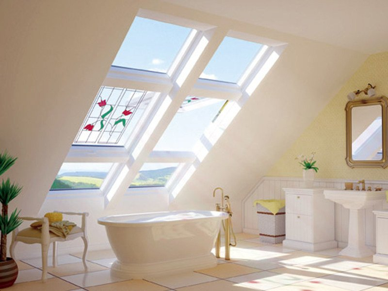 Roof window PPP-V preSelect by FAKRO