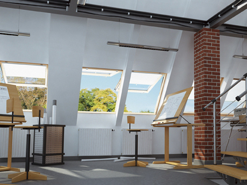 Roof window FEP L3 by FAKRO