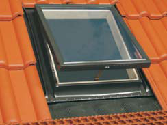 Access roof light WGT - WGI | Roof window by FAKRO