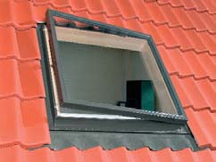 Roof window WLI | Roof window by FAKRO