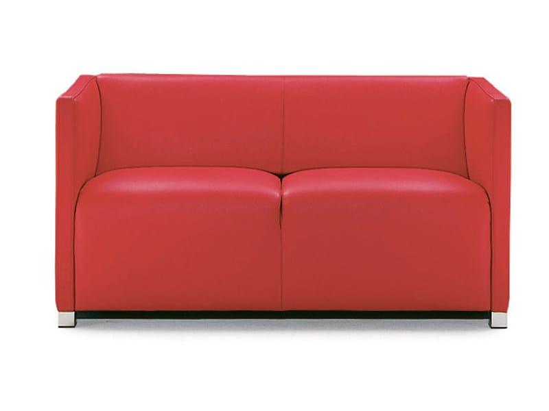 2 seater sofa CUBICA | Sofa by Wittmann