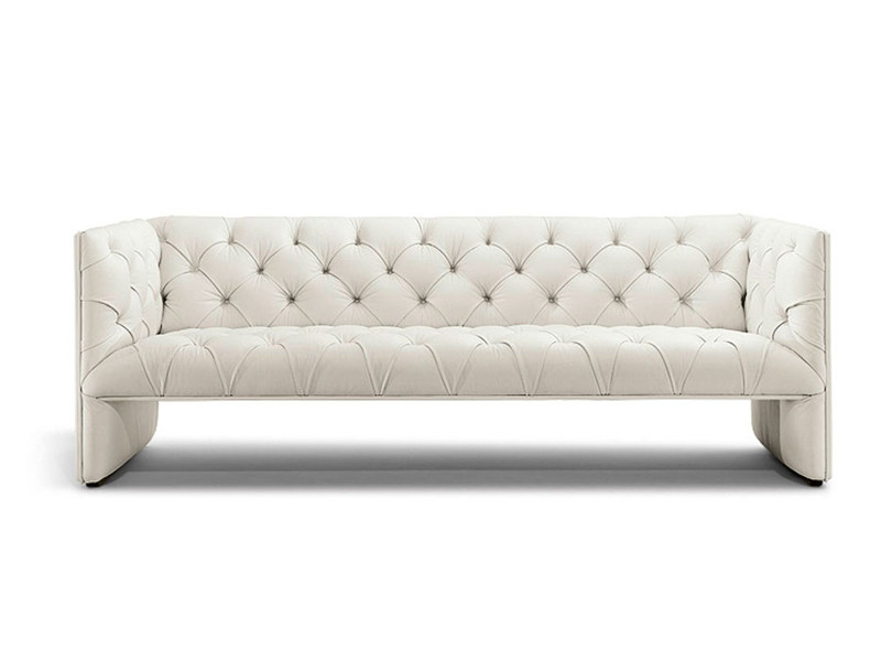 Leather sofa EDWARDS | Sofa by Wittmann