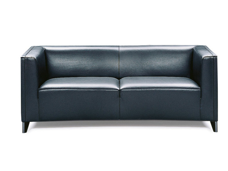 Leather sofa DUCALE | Sofa by Wittmann
