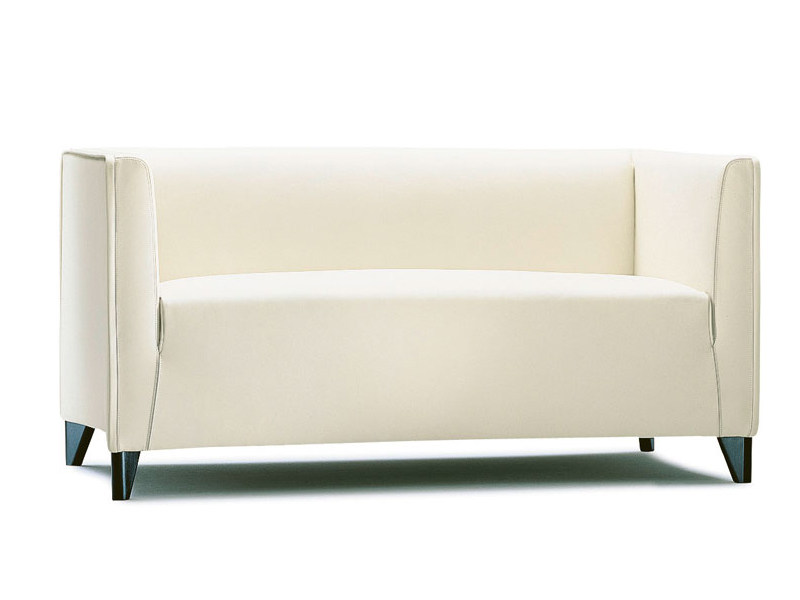 Small sofa QUADRA | Small sofa by Wittmann