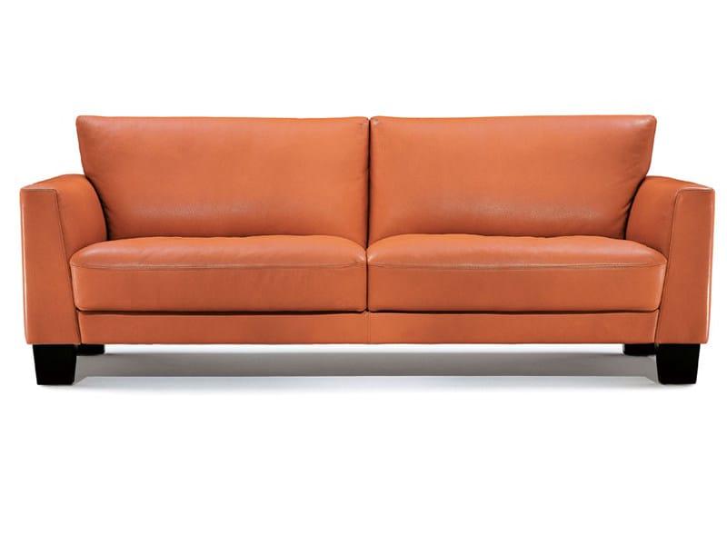Leather sofa ODESSA   Sofa by Wittmann