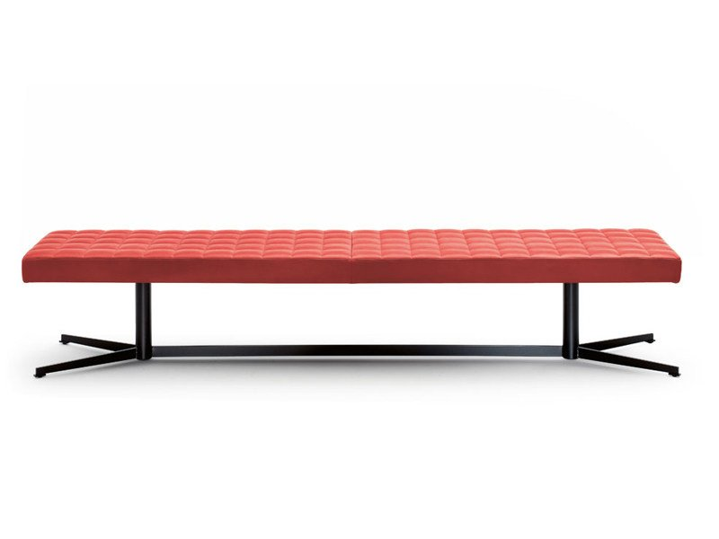 Upholstered bench AK 12 | Bench by Wittmann