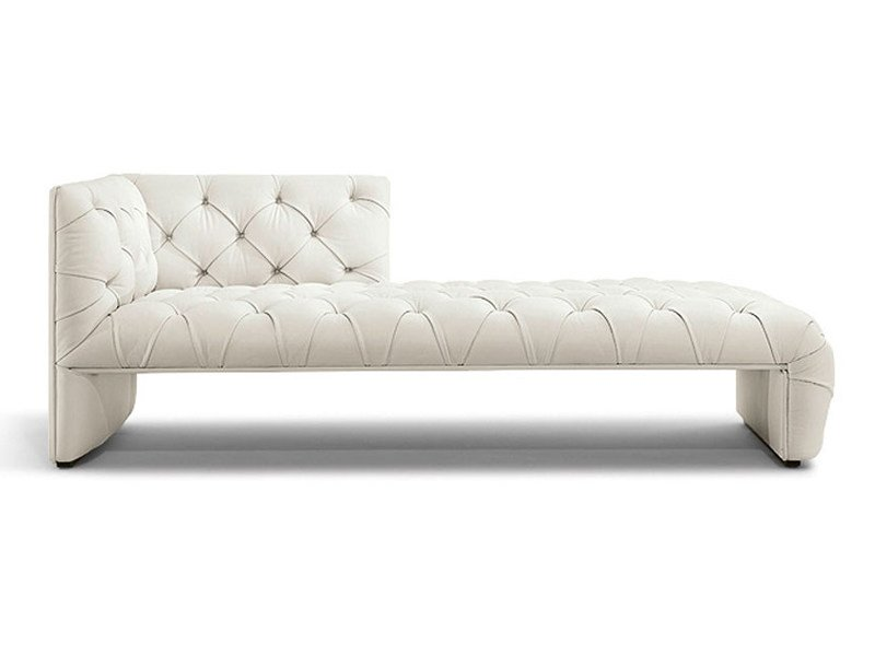 Leather day bed EDWARDS | Day bed by Wittmann