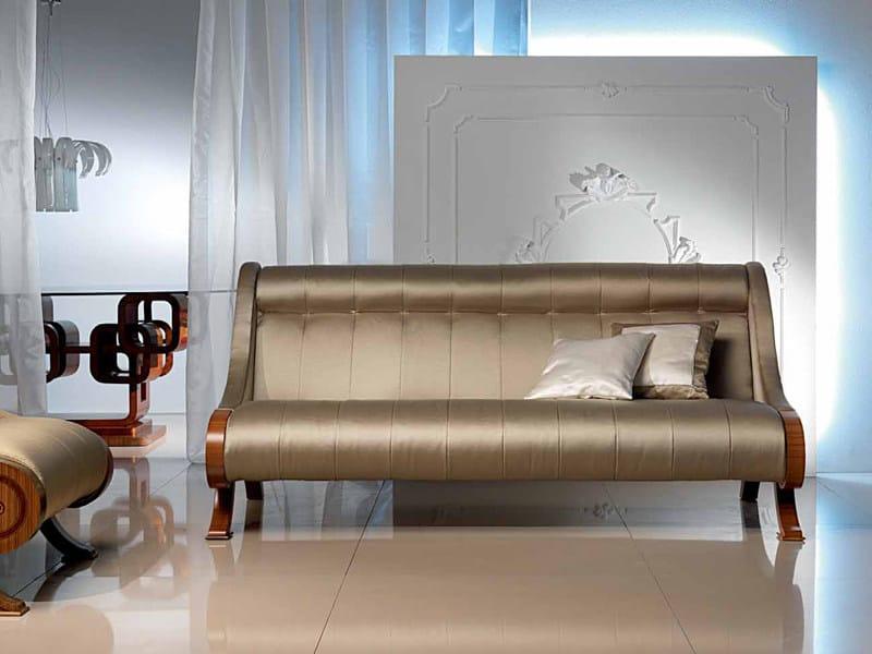 Zebrano sofa GLAMOUR   Sofa by Carpanelli Classic