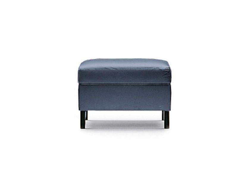 Upholstered pouf SEDAN | Pouf by Wittmann