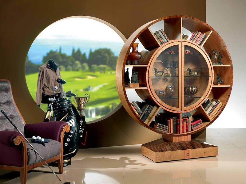 Bookcase Display cabinet FESTA GRANDE by Carpanelli Classic