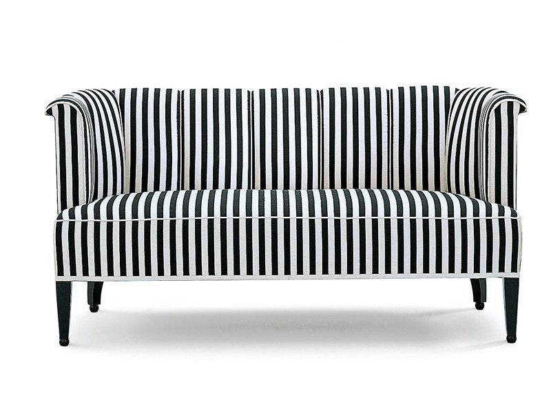 Fabric small sofa ALLEEGASSE | Small sofa by Wittmann
