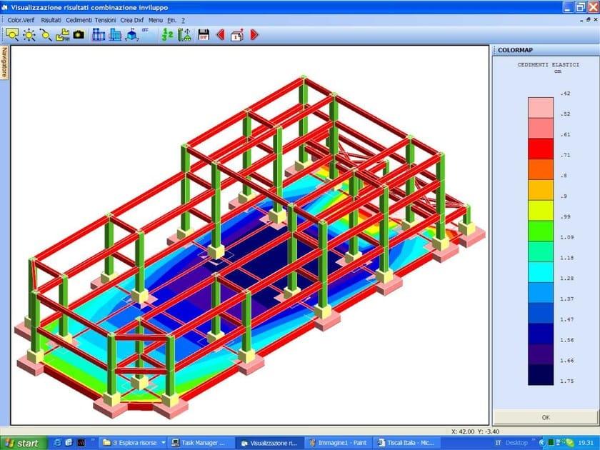 Foundation calculation (plinth, slab, ground beam) / Pile and