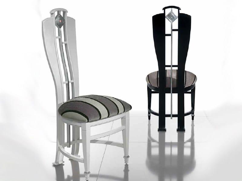 High-back chair DECÒ | Chair by Carpanelli Classic