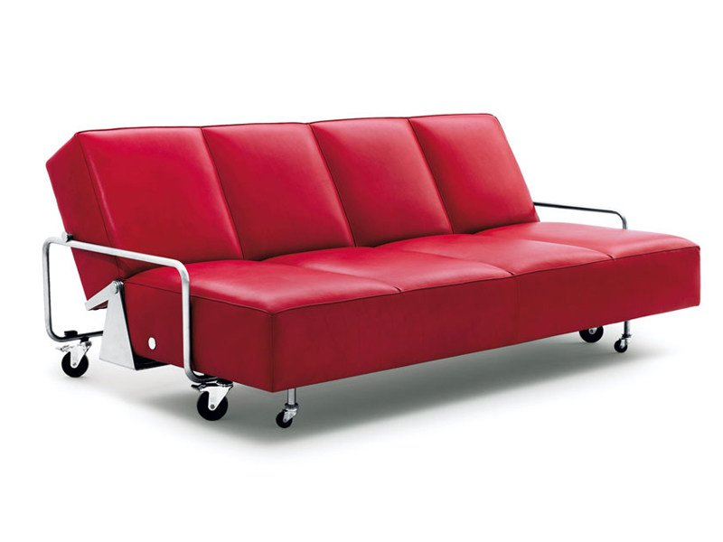 Recliner sofa bed BED COUCH by Wittmann