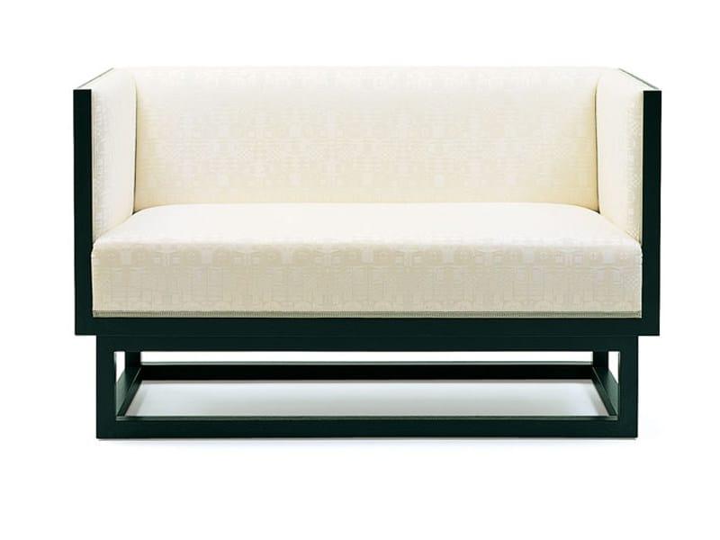 Small sofa CABINETT   Small sofa by Wittmann