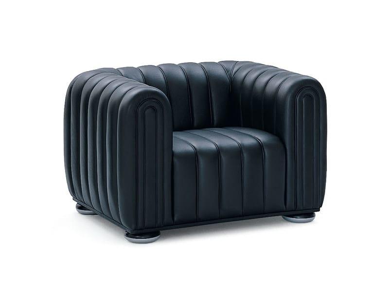 Upholstered armchair CLUB 1910 | Armchair by Wittmann