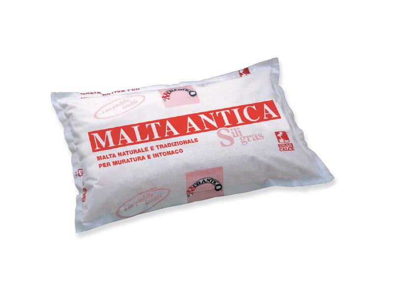 MALTA ANTICA SILIGRAS by GRAS CALCE