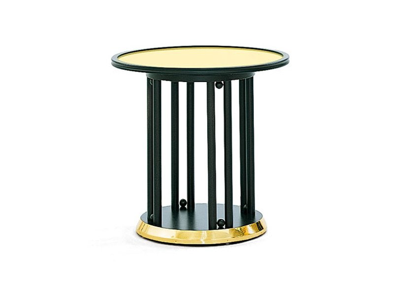 Round wooden coffee table FLEDERMAUS | Coffee table by Wittmann