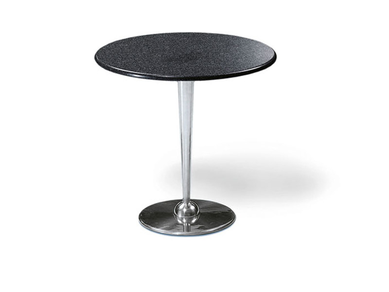 Round MDF coffee table HOP by Wittmann