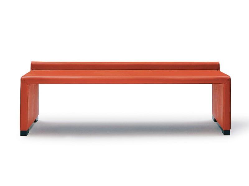 Upholstered bench MATRIX | Bench by Wittmann