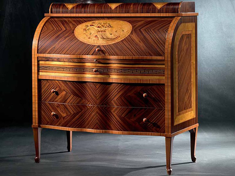 Briar chest of drawers TRUMEAU SISSI by Carpanelli Classic