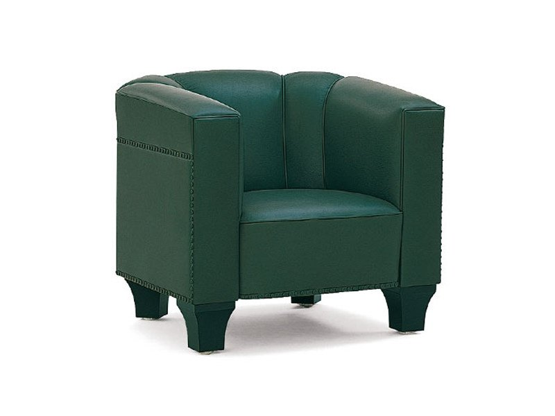 Upholstered armchair PALAIS STOCLET   Armchair by Wittmann