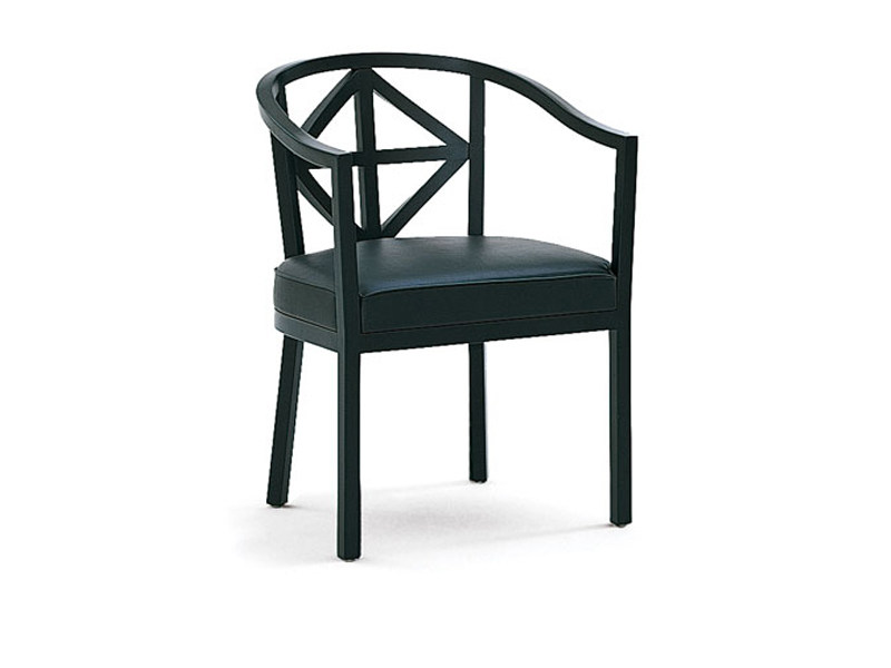 Chair with armrests VILLA AST by Wittmann