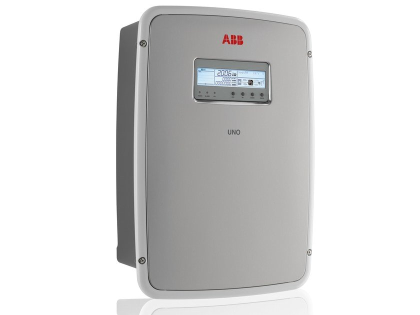 Single-phase Inverter for photovoltaic system UNO-2.0-I-OUTD by ABB