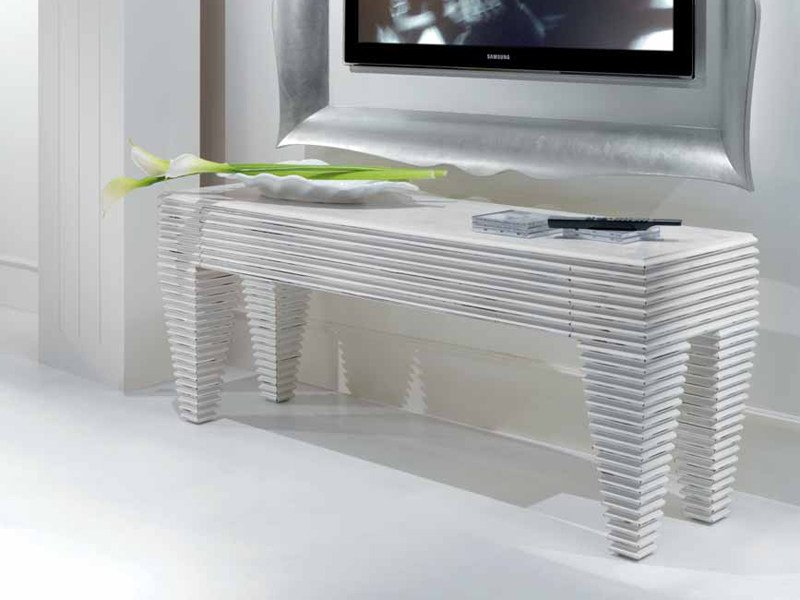 Rectangular console table with drawers POIS | Console table by Carpanelli Classic