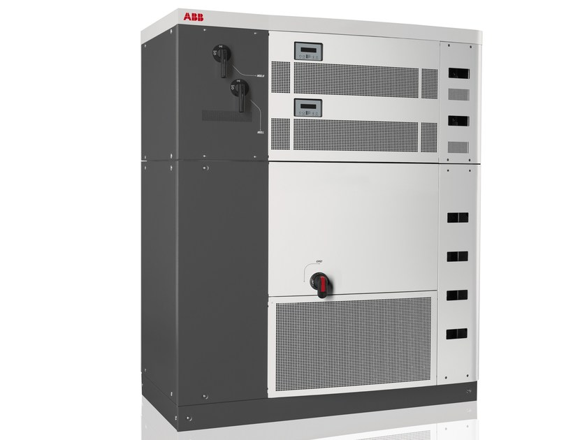 Inverter for photovoltaic system PVI-110.0 by ABB