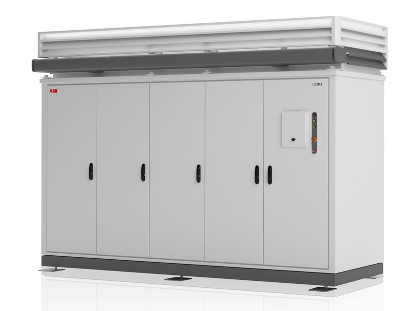 Inverter for photovoltaic system ULTRA-1050.0 by ABB
