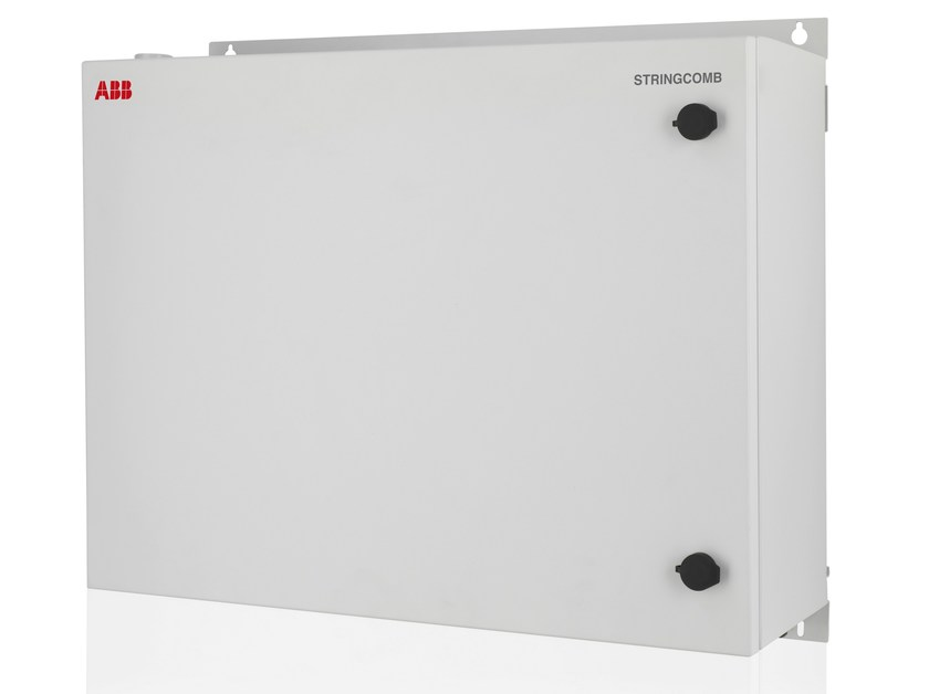 Monitoring system for photovoltaic system STRINGCOMB-150 by ABB