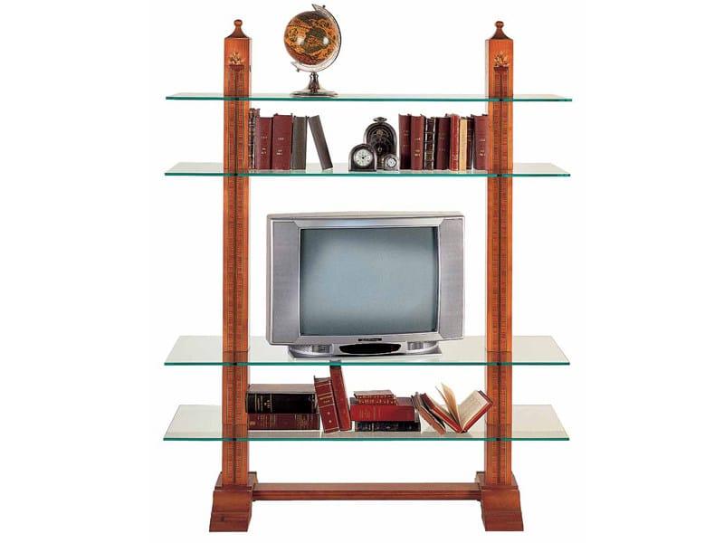 Divider bookcase FIORDILOTO by Carpanelli Classic