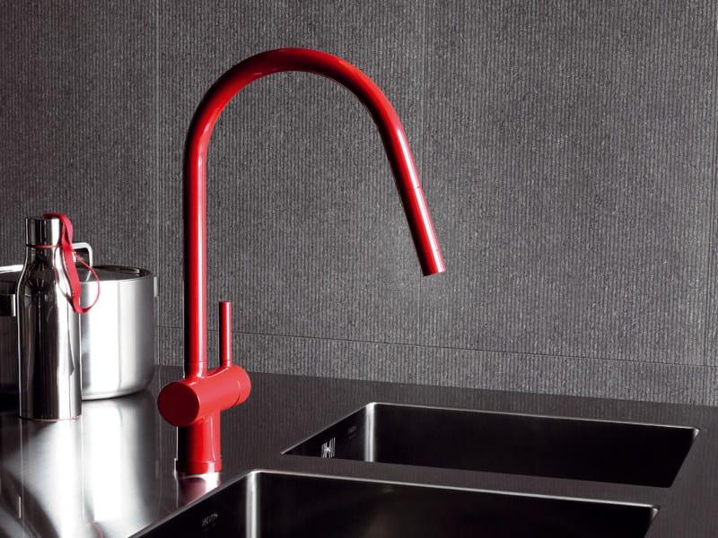 PAN | Miscelatore da cucina monoforo By ZUCCHETTI design ...