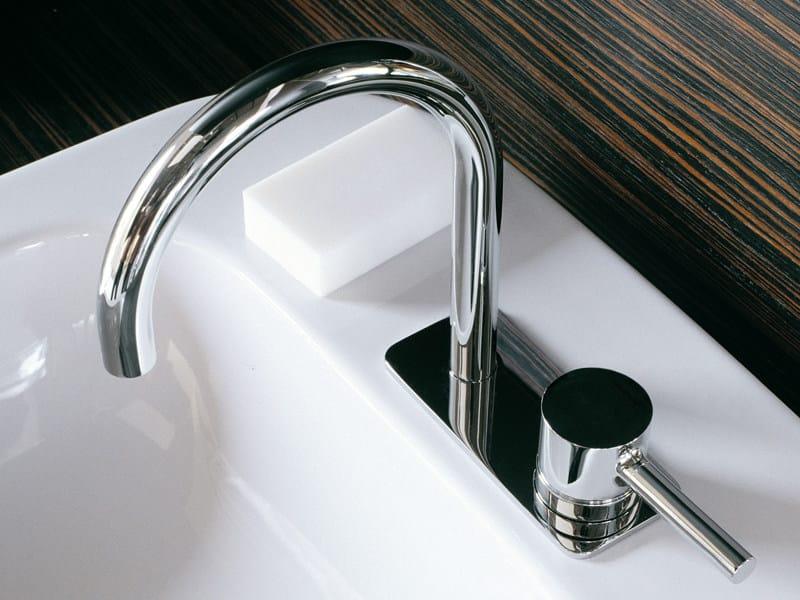 2 hole washbasin mixer PAN | 2 hole washbasin mixer by ZUCCHETTI
