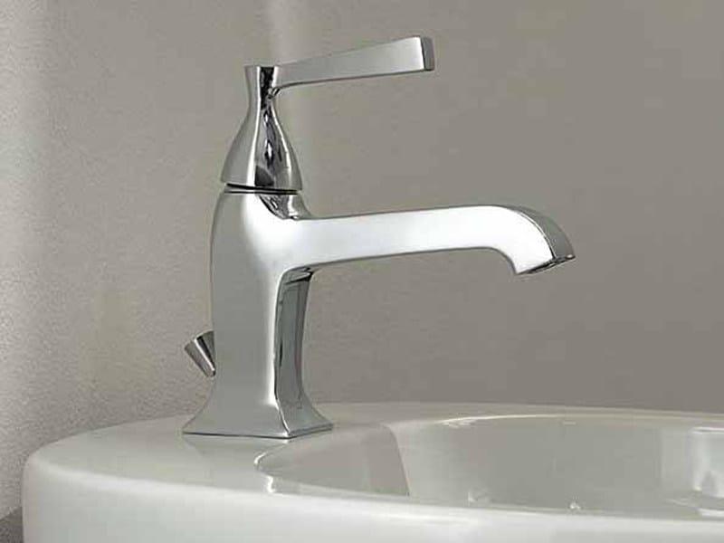 Chrome-plated 1 hole washbasin mixer BELLAGIO | Washbasin mixer by ZUCCHETTI