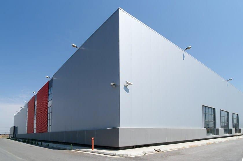 TERMOPARETI® WP/ST Pannello metallico coibentato per facciata