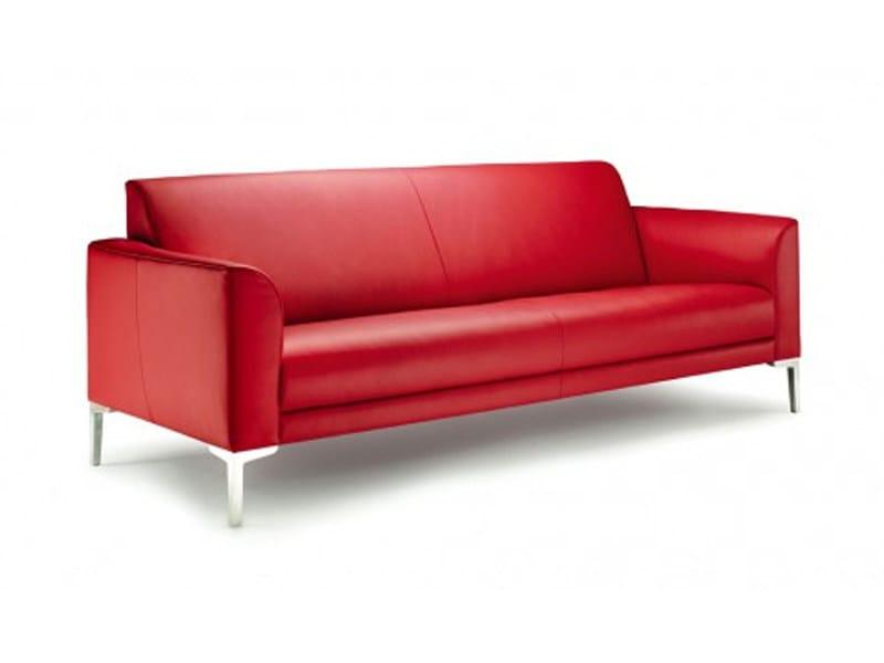Sofa with headrest BALANCE by JORI