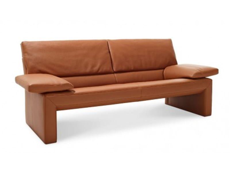 Beech sofa with headrest ESPALDA | Sofa by JORI